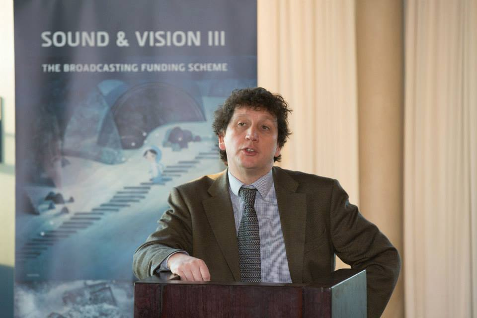 Over €5.2m allocated to 114 Sound & Vision Projects
