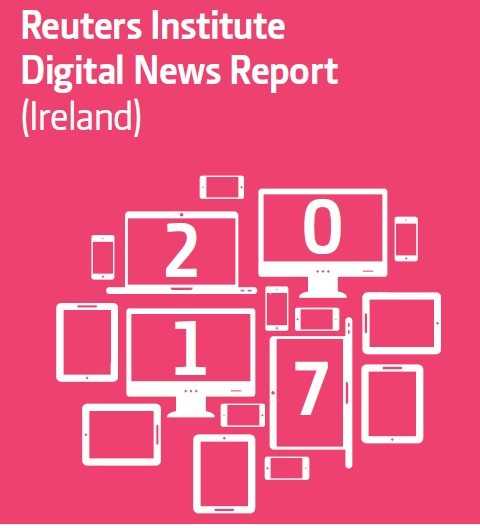 Ireland's trust in news higher than international average