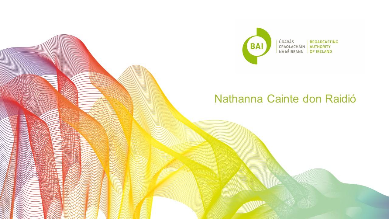 Nathanna Cainte don Raidió