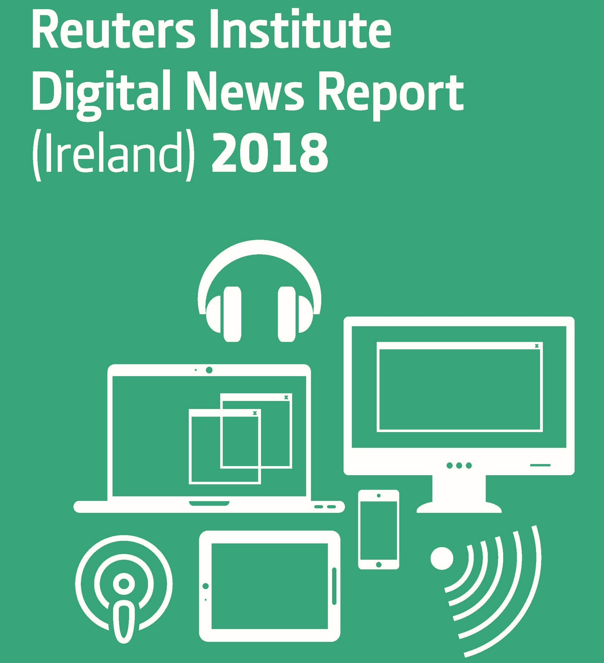 Use of social media for news amongst Irish consumers declines while understanding of how news appears in their social media feeds remains low